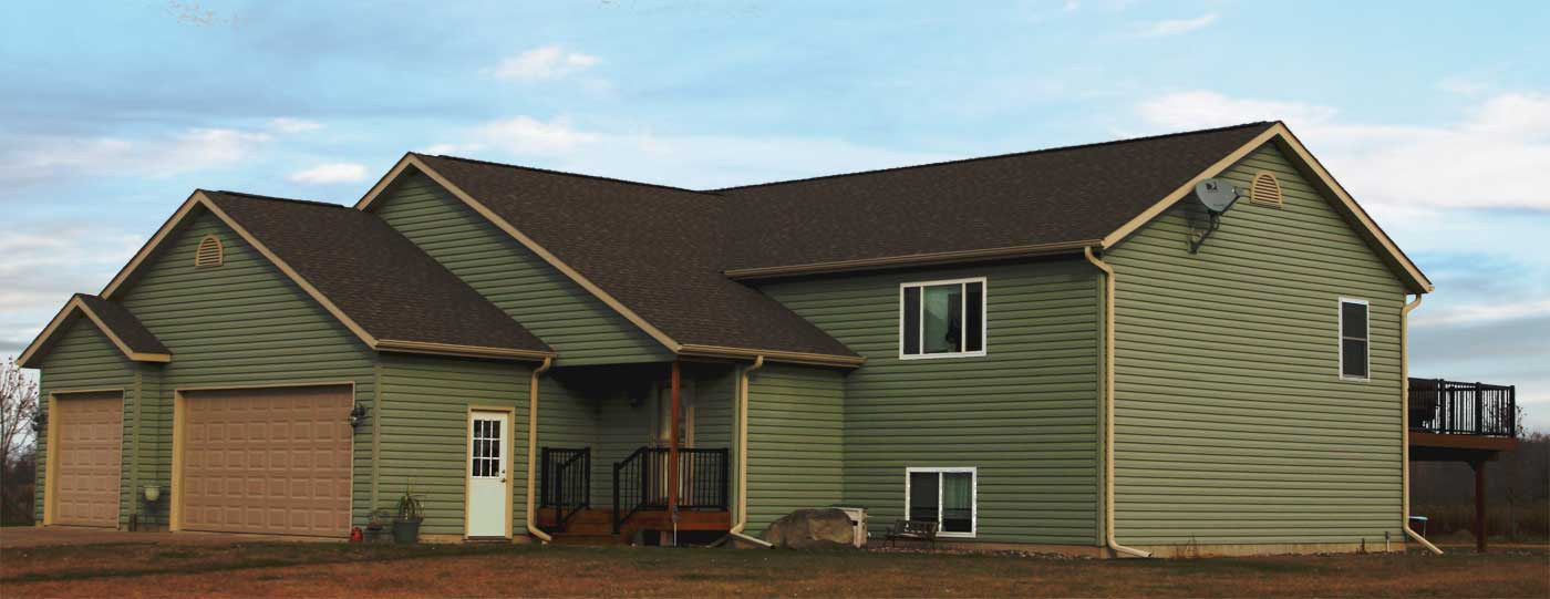 Summit Siding Amp Seamless Gutters Inc Residential Steel
