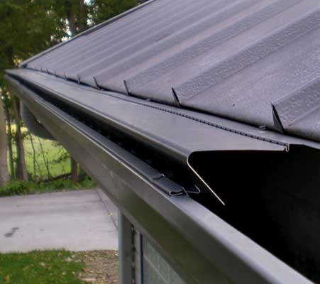 Summit Siding Amp Seamless Gutters Inc Gutter Covers